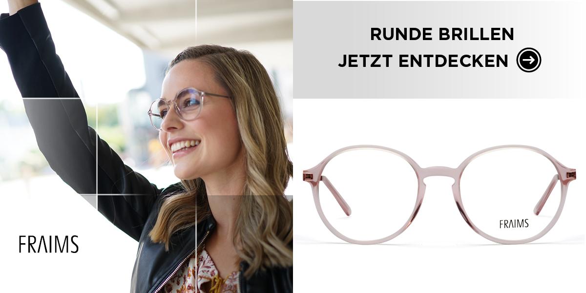 Runde Brillen - jetzt entdecken