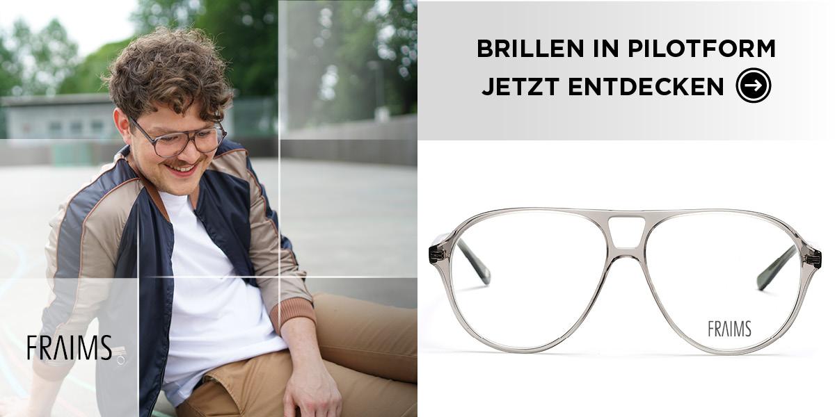 Pilotenbrillen - jetzt entdecken